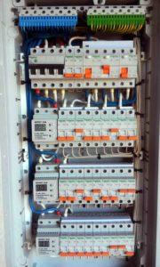 Электрика в коттедже